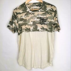 Hollister |Men's Camo T-shirt